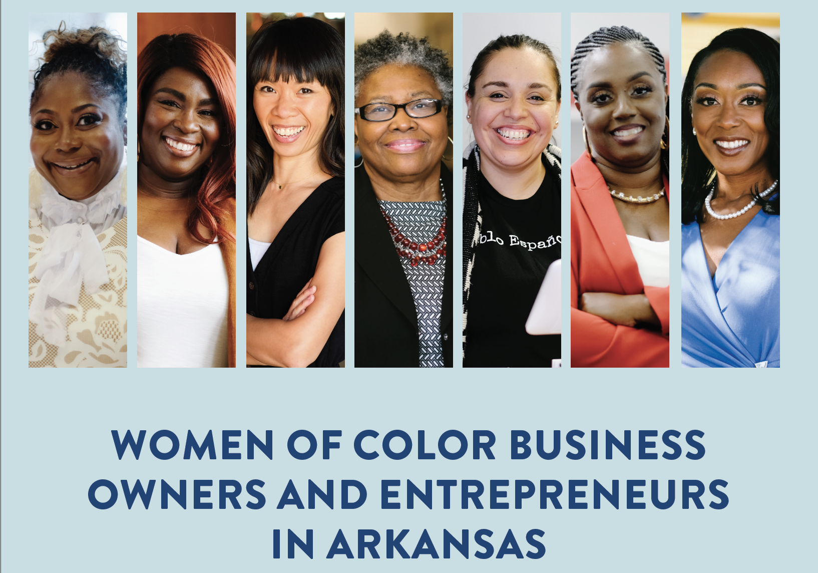 Women of Color Business Owners and Entrepreneurs in Arkansas