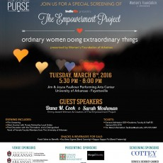 Power of the Purse: The Empowerment Project
